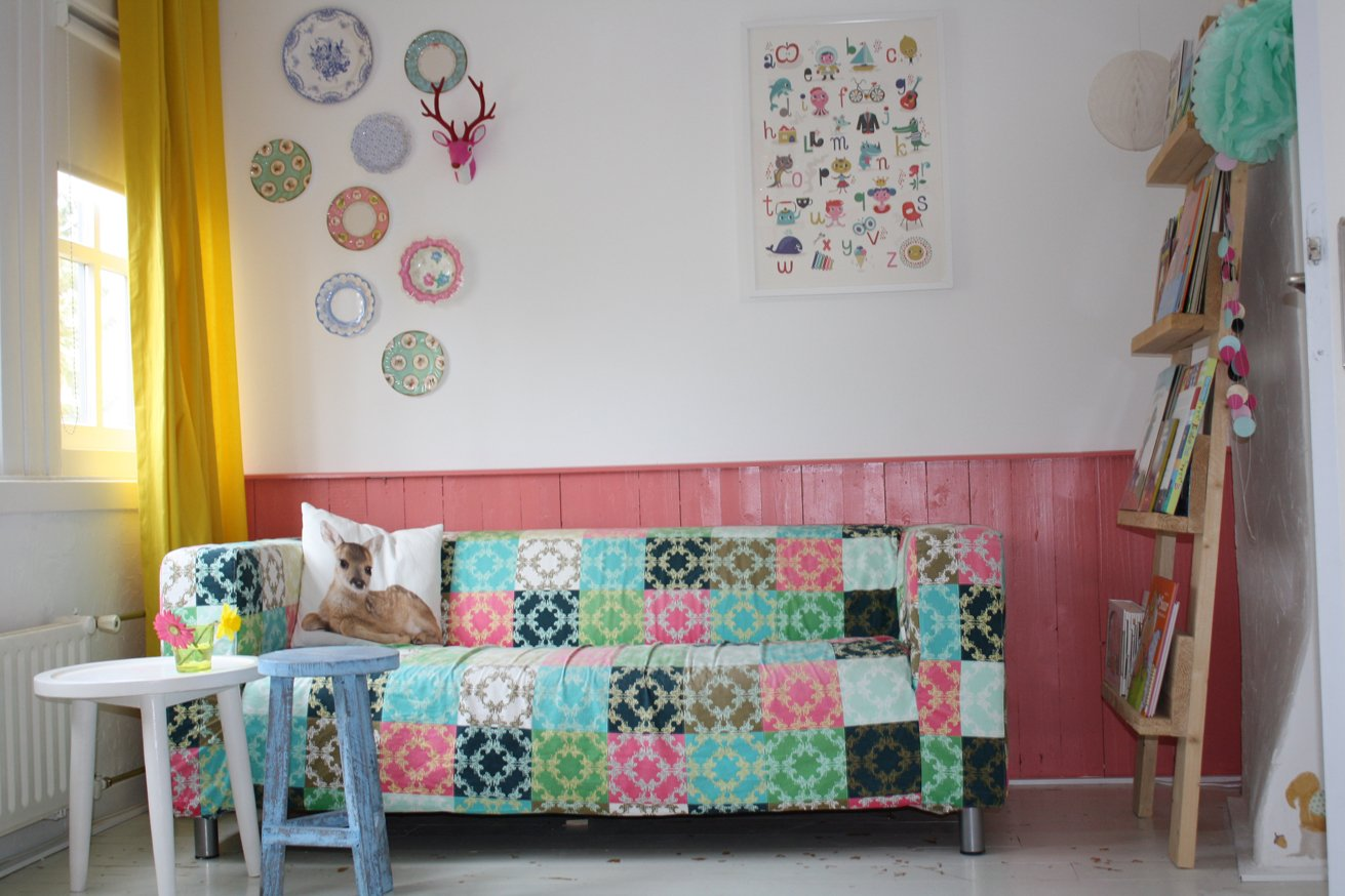 Binnenkijken in onze kinderkamers thuis lievekeet - Decoratie kamer thuis woonkamer ...
