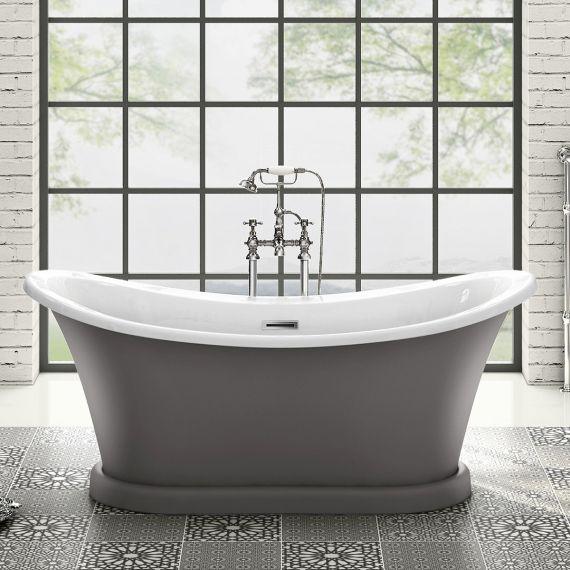 Past een bad in een kindvriendelijke badkamer?