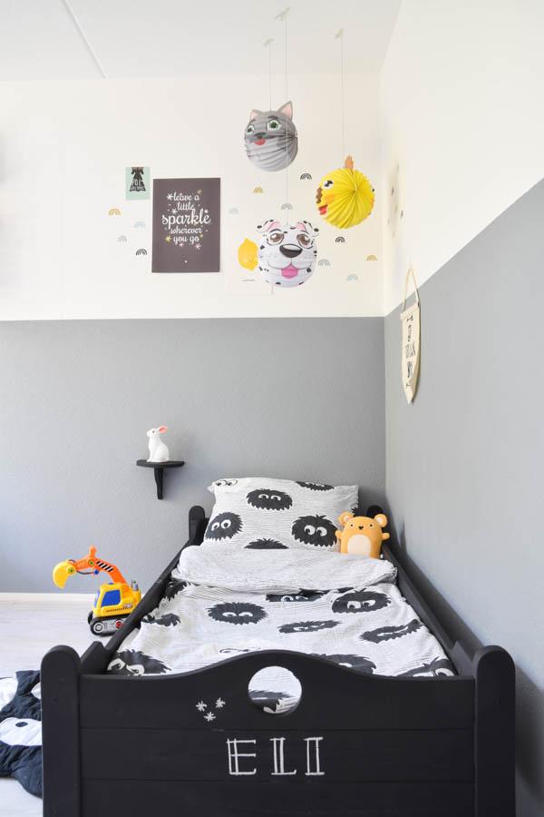 Een vrolijke beestenbende thuis lievekeet - Versieren kinderkamer ...