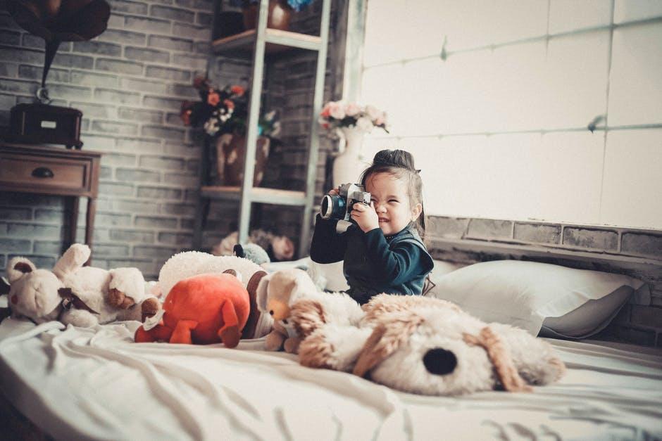 Een kleine kinderkamer inrichten: 4 tips!