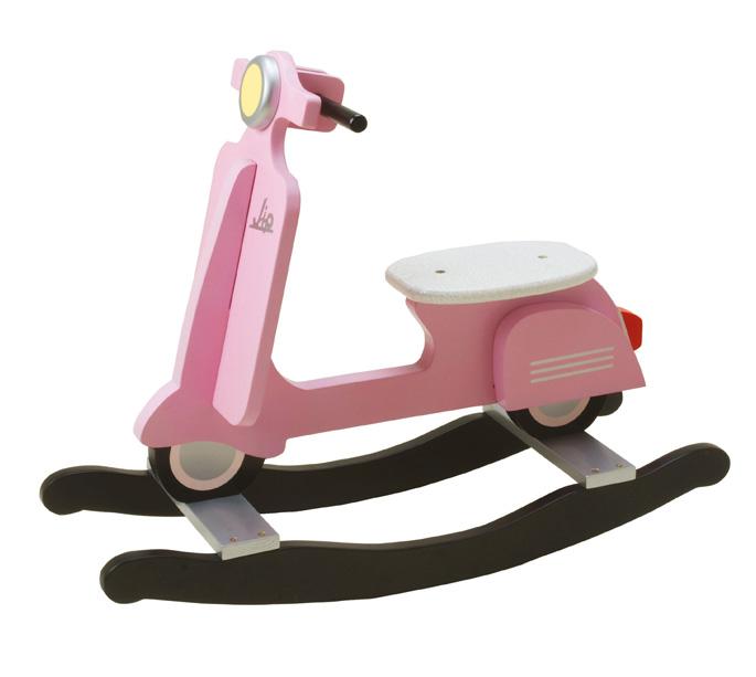 hobbelscooter Jip