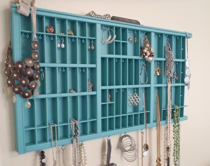 Letterbak voor sieraden