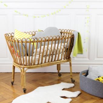Rotan in de babykamer