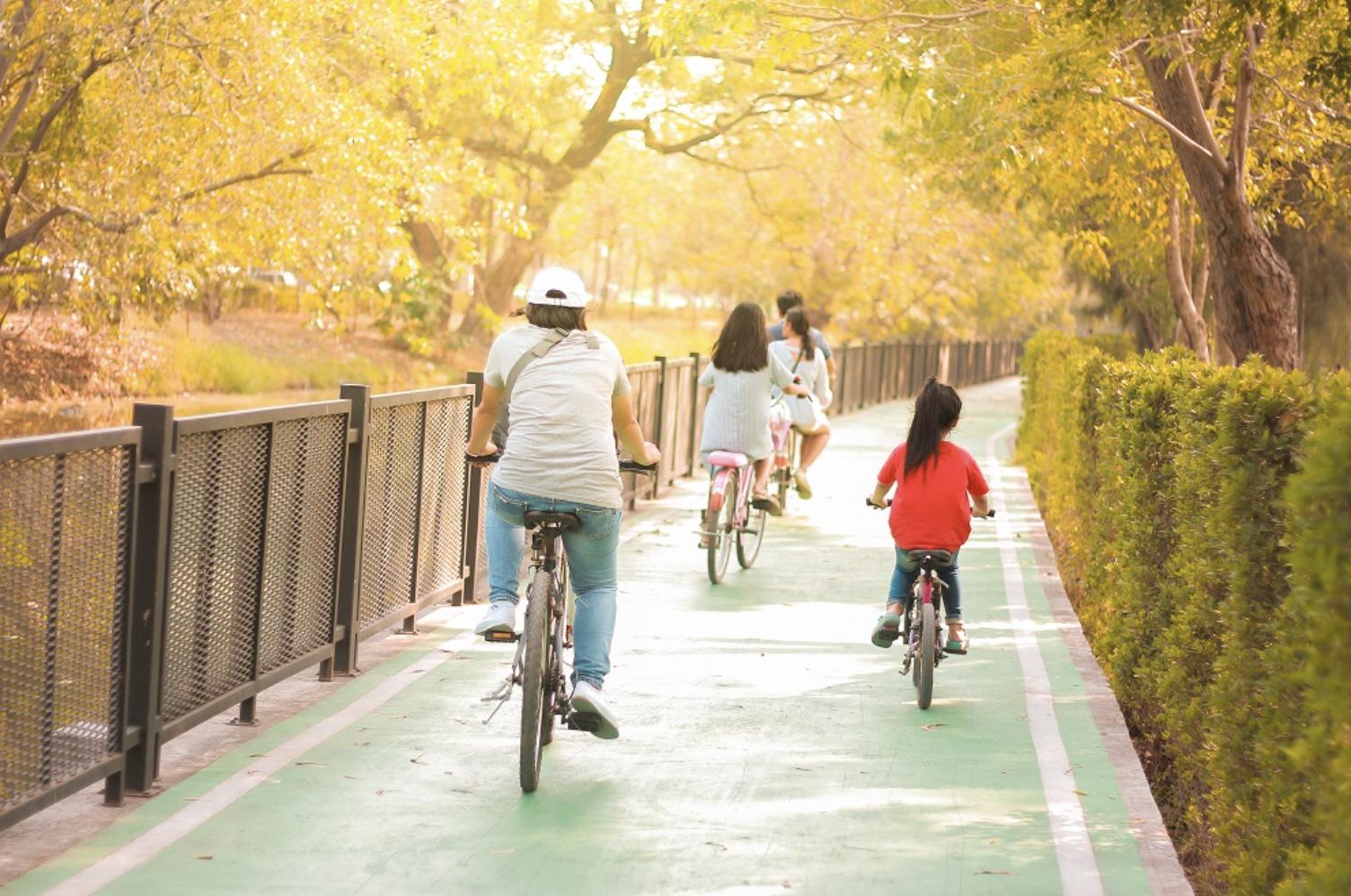 Met de kinderen op fietsvakantie: 4 tips