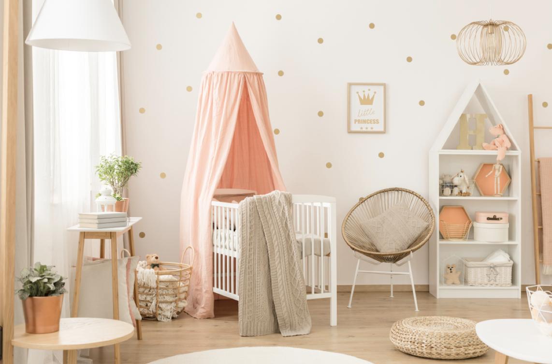 7 praktische tips voor de babykamer