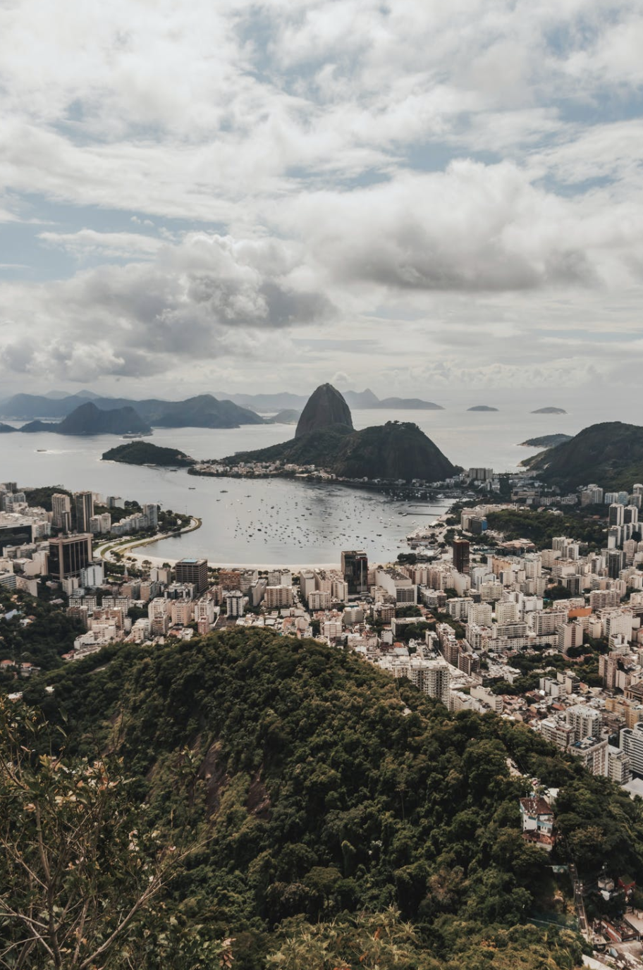Zo ontdek jij Brazilië!
