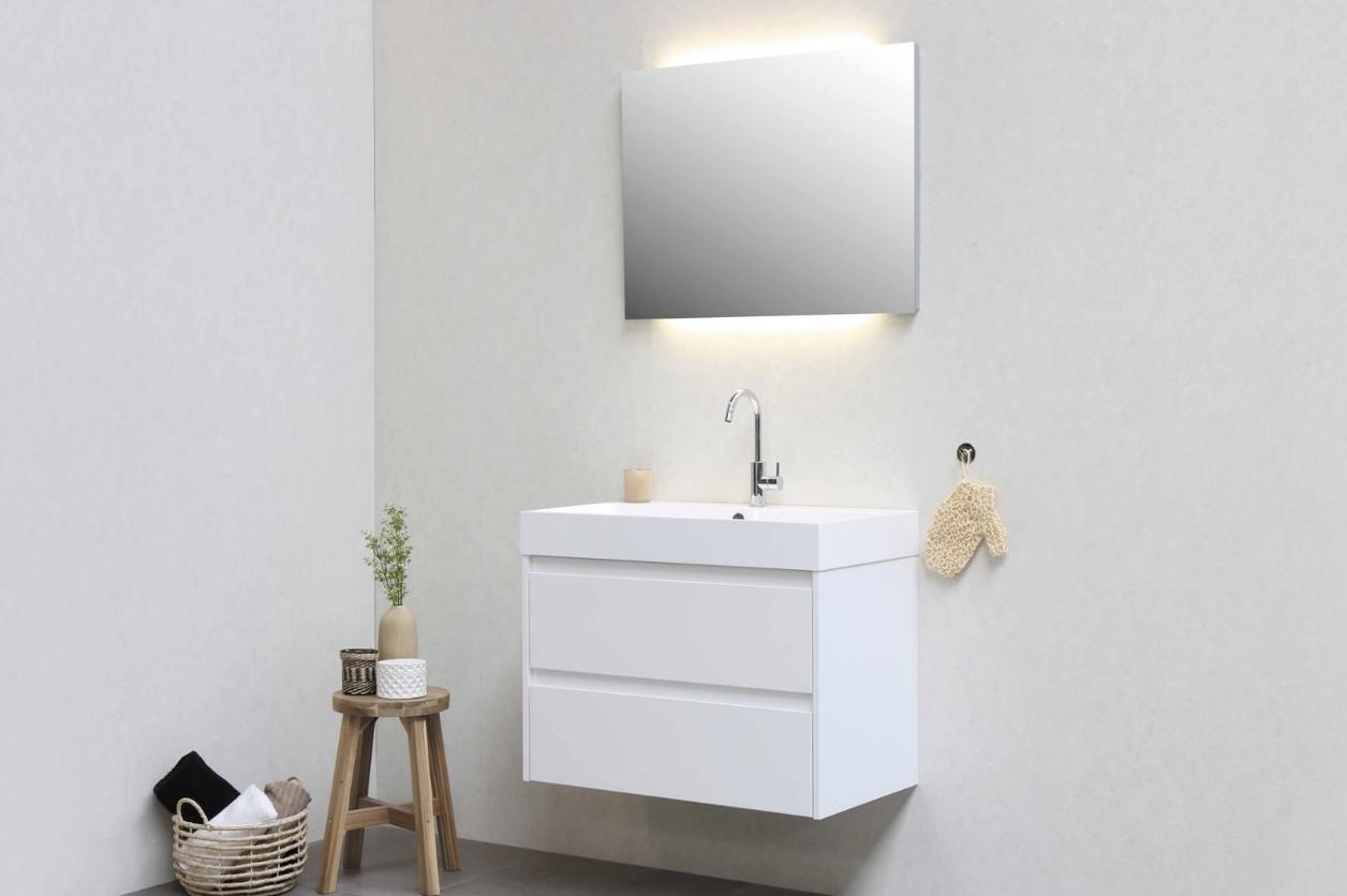 Waarom een spiegel onmisbaar is in de badkamer