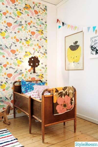 vintage kinderkamers - thuis | lievekeet, Deco ideeën