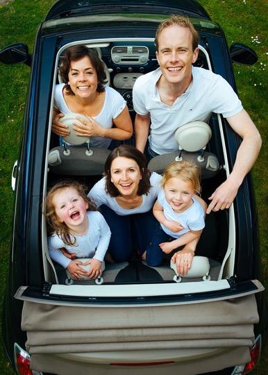 Met auto en de kids de grens over? Dit moet je weten