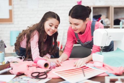 Zelf kleding naaien voor je kind? 5 handige tips