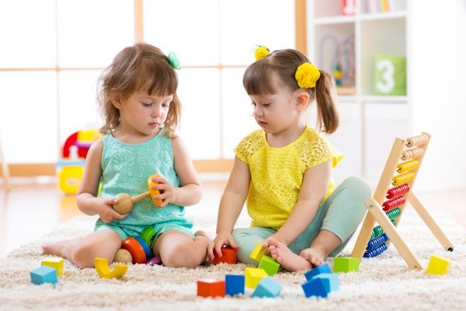 Tips voor het kiezen van een vloer voor de kinderkamer