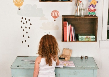 Prachtige Kinderkamer In Pasteltinten Door Wolfje25 Pictures to pin on ...