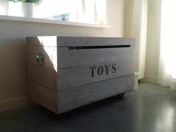 Speelgoedkist - Thuis | LieveKeet