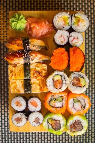 Zelf sushi maken met je kinderen