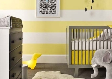babykamer pastel geel ~ lactate for ., Deco ideeën