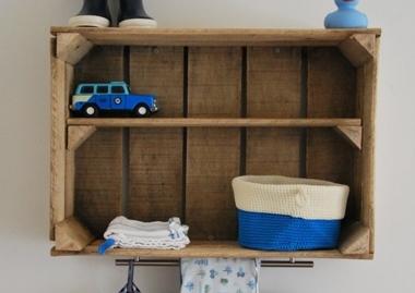Stoer hout voor de babykamer - Thuis  LieveKeet